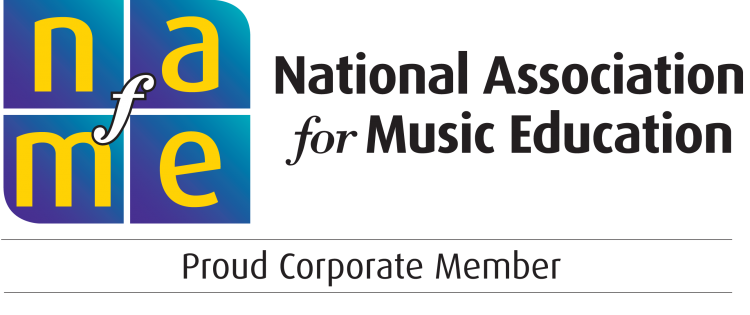 Groth Music is Proud to be a NAfME Corporate Member