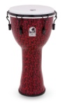 Toca TF2DM-9RM Freestyle II Djembe 9 x 16.5 (Red Mask)