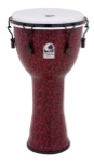 Toca TF2DM-12RM Freestyle II Djembe 12 X24 (Red Mask)