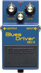 BOSS BD-2 Blues Driver Guitar Pedal