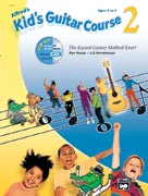 Alfred's Kid's Guitar Course Vol 2 with CD