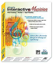 Alfred's Interactive Musician Software - Student CD-ROM