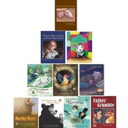 Set of 10 Feierabend Folksong Tales Books