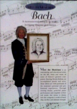 Meet the Musicians: Bach DVD