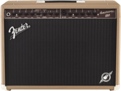 Fender Acoustasonic 150 Combo, 120V Acoustic Guitar Amplifier