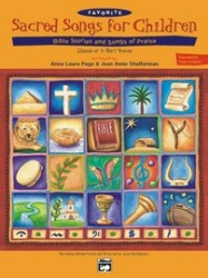 Bible Stories and Songs of Praise - Accompaniment CD