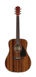 Fender CD-60 All Mahogany, Rosewood Fingerboard, Natural