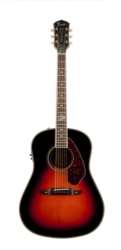 Fender Ron Emory Loyalty Slope Shoulder Dreadnought, Vintage Sunburst