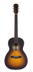 Fender CP-100 Parlor, Laminated Spruce, Mahogany Acoustic Guitar