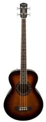 Fender T-Bucket Bass E, Acoustic-Electric Bass Guitar