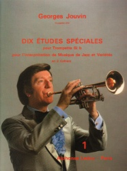 10 Special Etudes, Volume 1 - Trumpet and Piano