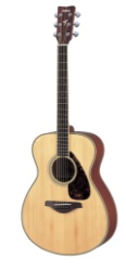 Yamaha FS720S Acoustic Guitar USED NO CASE