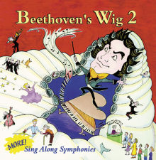 Beethoven's Wig 2 - CD