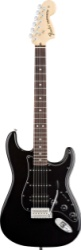 Fender American Special Stratocaster HSS, Rosewood Fretboard, Black