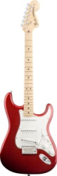 Fender American Special Stratocaster, Maple Fretboard, Candy Apple Red
