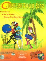 Jumbie Jam Popular Songs 1 - Steel Drum Book/CD