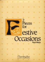 2 Pieces For Festive Occasions - Organ