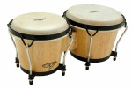 CP221AW Natural Wood Bongos