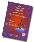 How To Manual: Learn to Play the Great Highland Bagpipe Book/CD