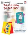 Kids Can Listen, Kids Can Move - Book & CD