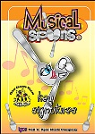 Musical Spoons - Key Signatures (Card Game)