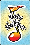 Note Nabber - Card Game