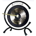 "12"" Wuhan Gong with Stand"