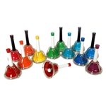 KidsPlay Combined Handbell & Deskbells 13 Note Chromatic Set