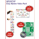 Easy Hymns Value Pack for 8 Note Handbells