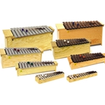 Studio 49 Series 2000 Complete Set with SGD and AGD Glockenspiels