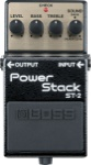 BOSS ST-2 Power Stack Guitar Pedal