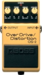 BOSS OS-2 OverDrive/Distortion Guitar Pedal