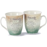Amazing Grace Bone China Mug