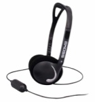 PTX-6 Lightweight Headphones w/Vol Control