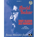 Jamey Aebersold Vol. 10: David Baker (Bk/CD)