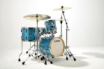 Martini 4 pc Shell Pack Turquois Galaxy Sparkle