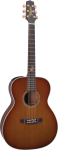 Takamine TF77-PT Legacy Series Orchestra A/E Guitar w/Hardshell Case