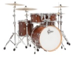 Gretsch New Catalina Maple - CM1 Maple 5pc. Shell Pack - Walnut Glaze