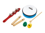 NINO Percussion Set by Meinel - Set 3