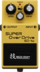 BOSS SD-1W Waza Craft Super Overdrive Guitar Pedal