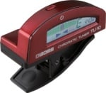 BOSS TU-10-RD Clip-On Chromatic Tuner - Red