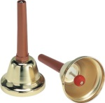 UCHIDA MB-GN 27 Note Handbell Set with Hard Case