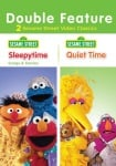 Sesame Street Double Feature: Sleepytime / Quiet Time - DVD