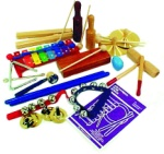 Groth Music & Rhythm Band 15 Piece Percussion Kit