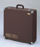 UCHIDA UC-2700 Hard Case for 27 Note MB-GN