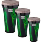 "Remo Versa Timbau, 3 Pc. Nested Set, 9"" - 11"" - 13"""