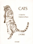 Cats: A Suite - Clarinet and Piano