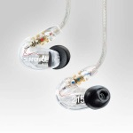 Shure SE215 Sound Isolating Earphones (Clear)