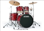 "Tama Imperialstar IP50C 20"" Bass Drum Kit Candy Apple Mist"