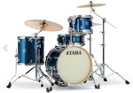 Tama CK48S Superstar Classic Maple 4pc Jazz Kit Bright Orange Sparkle